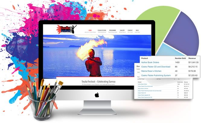 "Web Design for professionals, Gov. departments and non-profits ""maximising your productivity online"" every day."