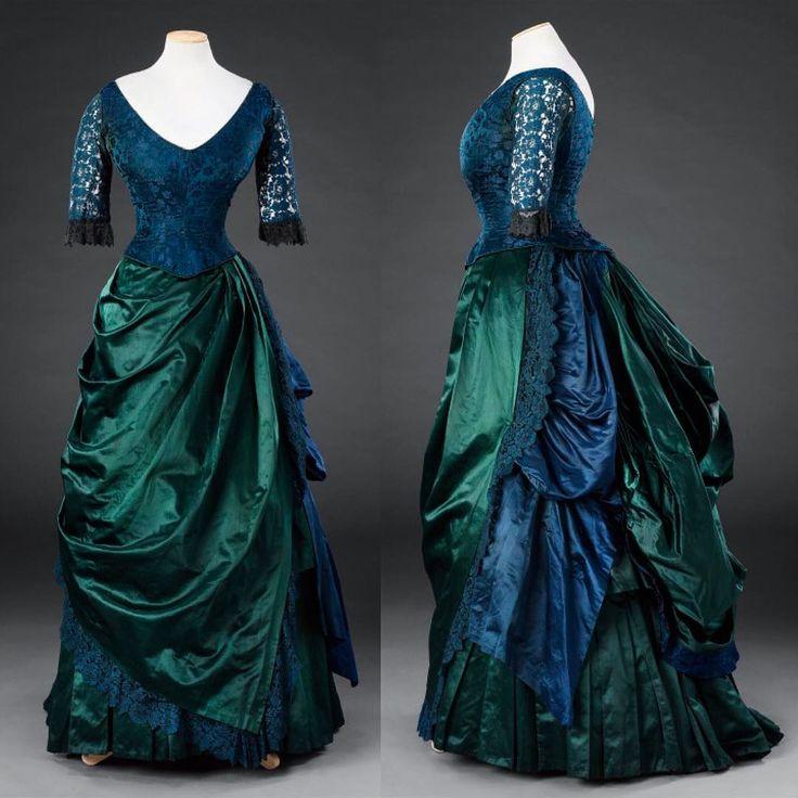 Ensemble, 1880s The John Bright Collection
