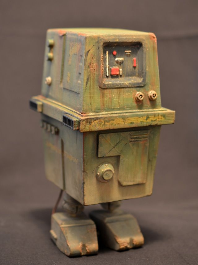 21 Best 3d Printed Droids Images On Pinterest Star Wars