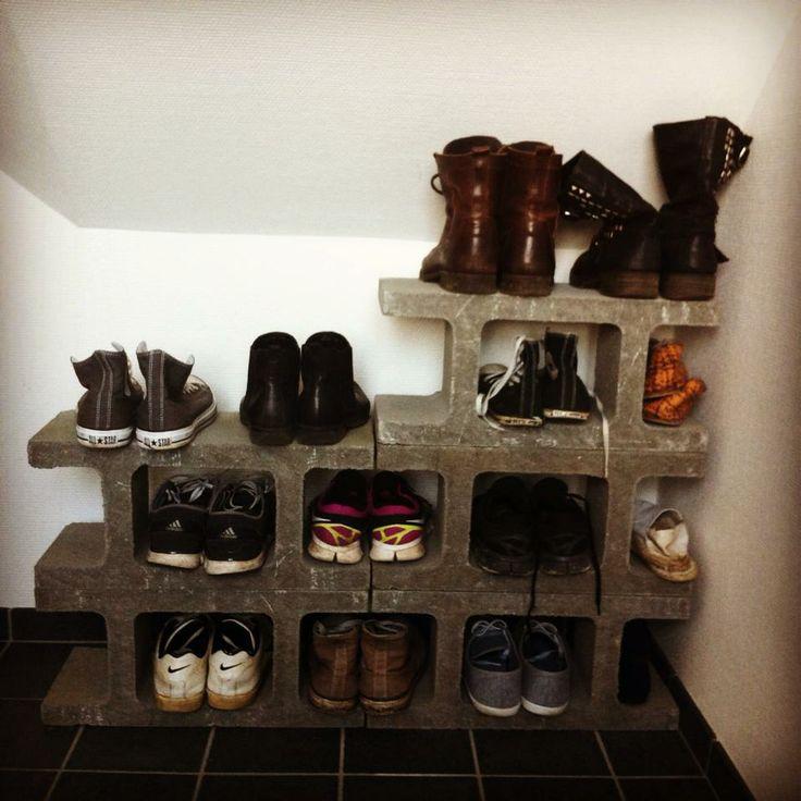 sko opbevaring