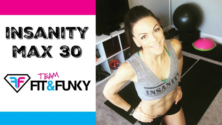 INSANITY MAX:30  my 60 day results! | Learn more about this program from Shaun T and see if it's right for you... | beach body workout