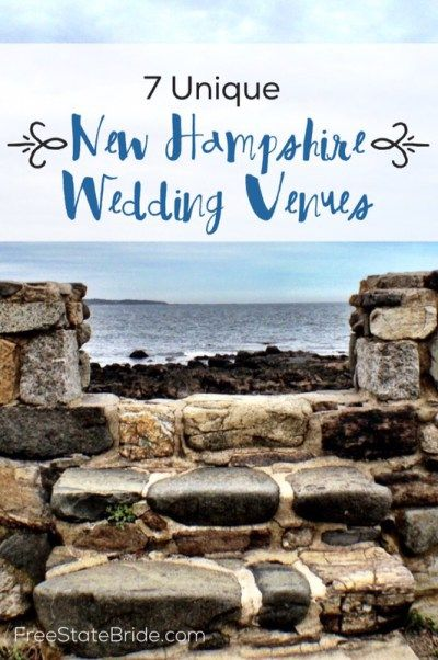 Unique New Hampshire Wedding Venues