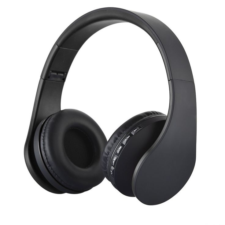 Buy niceEshop Wireless Bluetooth Stereo Headphone Foldable EDR Earphone Mic MP3 FM Headset For Smart Phones Tablet(Black) online at Lazada. Discount prices and promotional sale on all. Free Shipping.