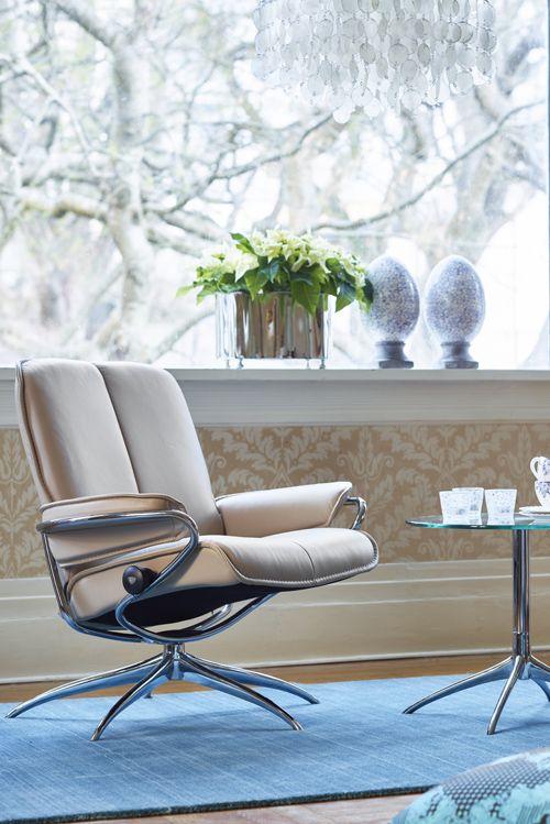 Entspannung pur: Mit dem Stressless Sessel City unendlichen Komfort erleben. Mach die Sitzprobe bei Spitzhüttl Home Company! #sessel #stressless #ekornes #möbel #auszeit #einrichtung