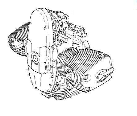 (Advertisement eBay) BMW R1200C R1200C Montauk R1200CL