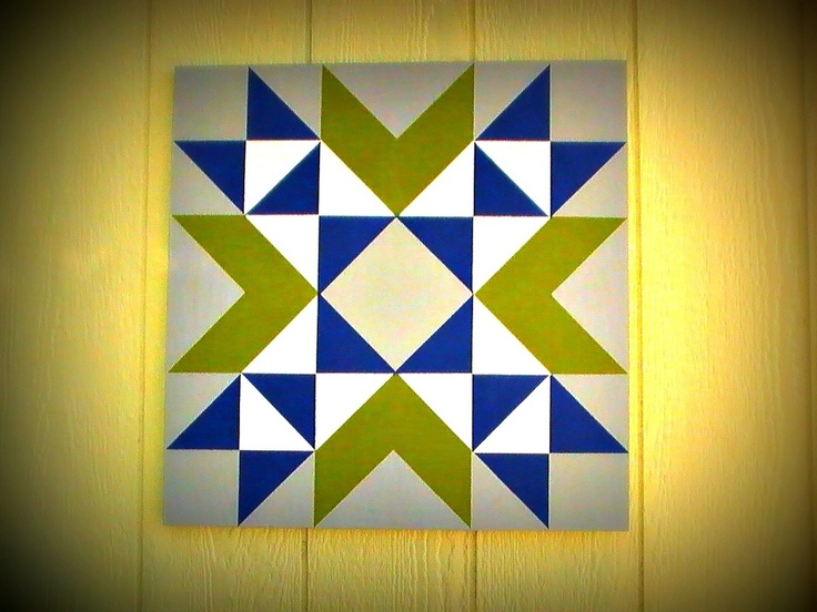 MiniBarnQuilts.com wooden quilts for your yard and home decor - Home