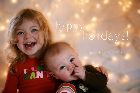 How to design your own holiday cards ~ Great tutorial easy to understand....