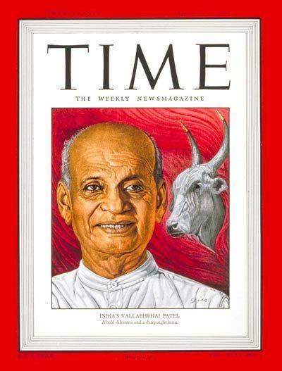 Vallabhbhai Patel   Jan. 27, 1947