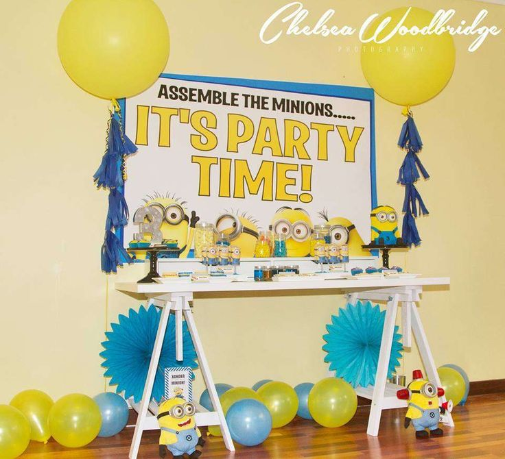 18 best images about Minion Birthday Party on Pinterest ...