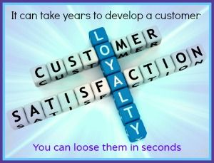 Creating customer loyalty is a must in this age of the internet. Now, a person can buy from any company anywhere. The whole business paradigm is changing rapidly. What's a business owner to do?