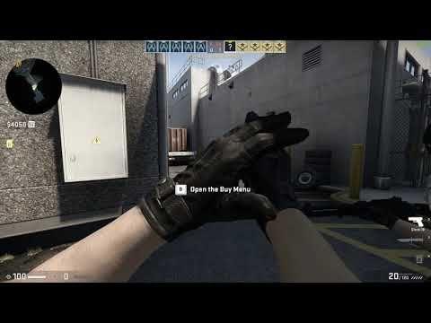Counter Strike Global Offensive Gameplay - ULTRA Settings - Ryzen 5