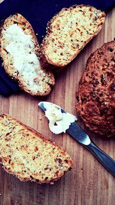 Joghurt-Möhren-Brot