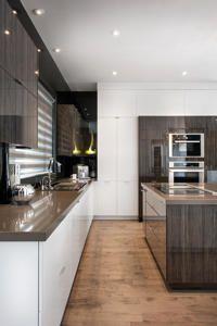 Offrez-vous une cuisine Design à un prix abordable avec Armoires Cuisine Action