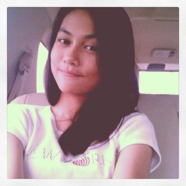 """""""#me #indonesian #girl #teen #young #smile #photooftheday #instanesia #instadroid #instadaily…"""""""