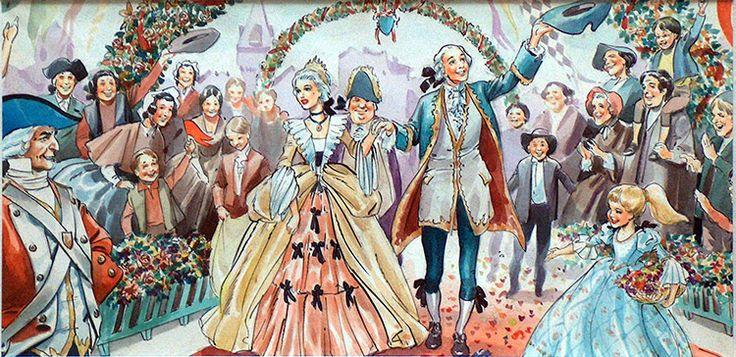 Cinderella (Original) by Cinderella (Nadir Quinto) at The Illustration Art Gallery