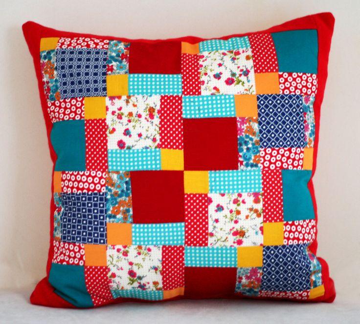 patchwork pillow  https://www.etsy.com/listing/174485865/patchwork-pillow?ref=listing-shop-header-2  www.kaplumbagatasarim.com.tr