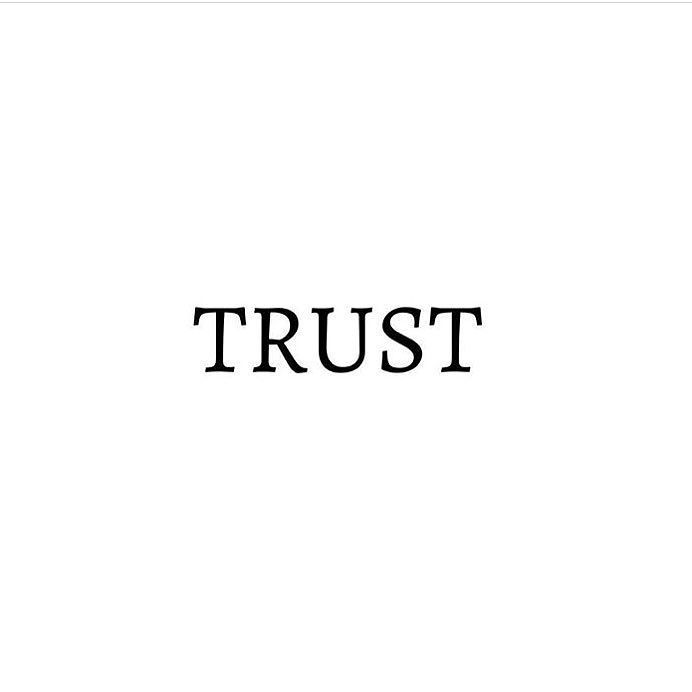 TRUST: Such a powerful wordLately I've been feeling overwhelmed-- Summer is almost over and I have hardly accomplished any of my goals.  It's easy to give up but over this past week I have learned to TRUST in the process and most importantly in the Lord for he ALWAYS has a bigger plan then you or I could have ever imagined.  With that being said start off your week with a plan but TRUST in the Lord and his process that it may be subject to change.  What is your definition of trust and what…