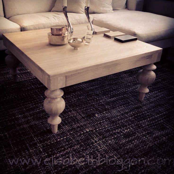 Ygg og lyng table