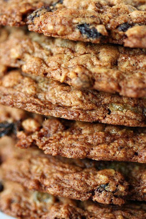 Bouchon Bakery's Oatmeal Raisin Cookies  |  Amandeleine