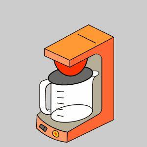 Kaffe ist fertig