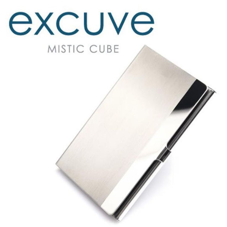 [excuve] Luxury TX1 Personalized Business Card Double-Sided Holder Case Engraved in | eBay