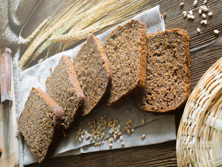 Gluténmentes kenyér házilag
