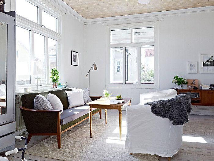 house in Smögen, Sweden: Livingroom, Living Room, Swedish Home