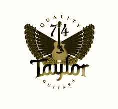 What Do You Think Of This Taylor Guitars Logo
