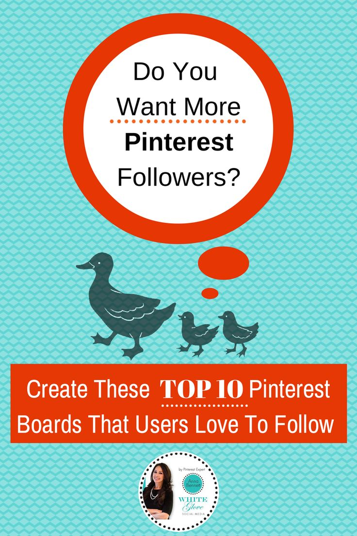 #PinterestExpert Shares Do You Want More Pinterest Followers? Create These Top 10 Pinterest Boards That Users Love To Follow!  CHECK IT OUT HERE http://www.business2community.com/pinterest/want-pinterest-followers-create-top-10-pinterest-boards-users-love-follow-0918492#cb1rDvqvxvYXBfrU.99 #PinterestTips #PinterestForBusiness