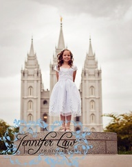 Take my kids every year on their birthday and frame it in their room... Perfect mommy date, and a great motivation for them to be worthy to be married in the temple!