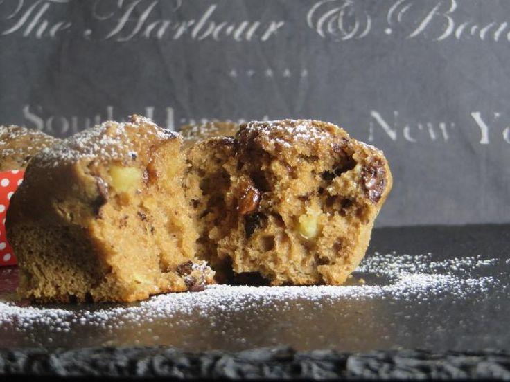 Kleine Schokobananenkuchen aus dem Thermomix® – Foto: Nicole Stroschein