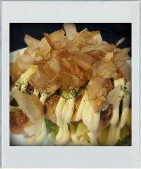 ■糖質制限■豚卵キャベツ簡単お好み焼き昼