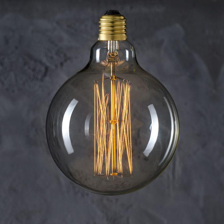 Żarówki Edisona - vintage