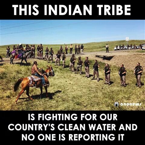 No, not enough natives to vote, so they don't count! Might as well STEAL and pollute all their land, AGAIN!