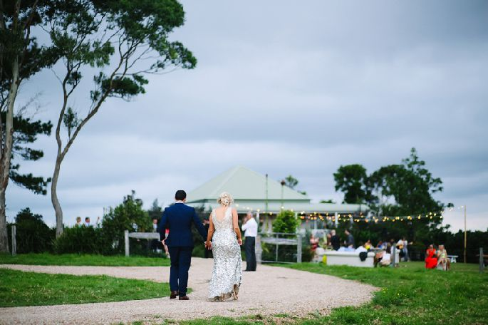 Byron Bay weddings | Ceremony and wedding venue: byron view farm | Photography: Bailey is Brown