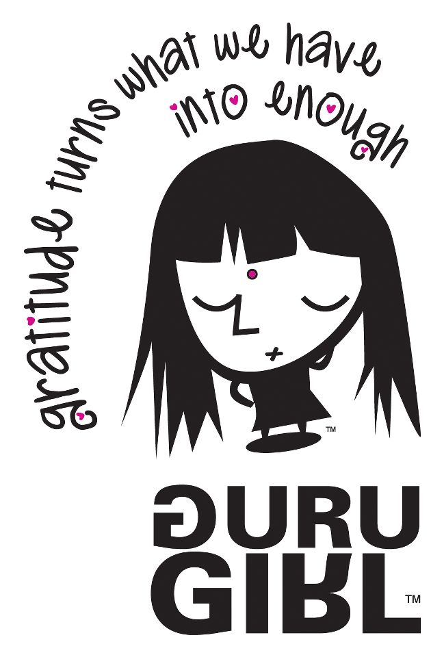 Gratitude Guru Girl