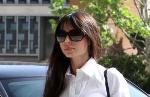 Oksana Grigorieva campaigns against violence