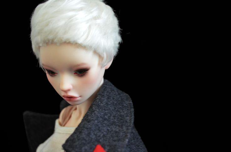 "Aurora (mold ""Emma""), Russian BJD by YukiDoll."