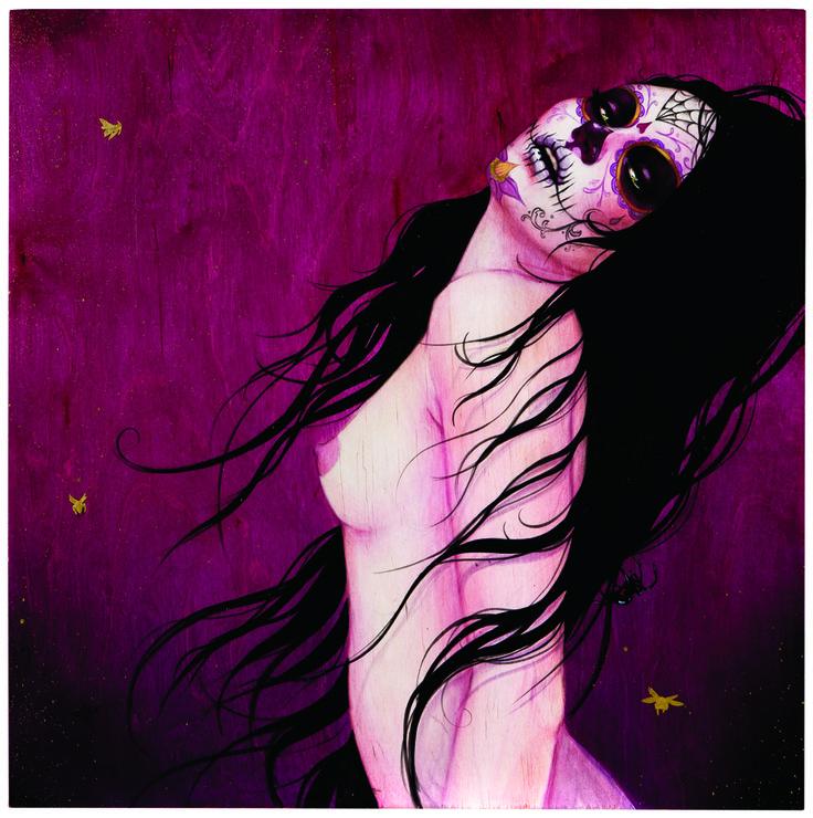purple crush, sylvia ji
