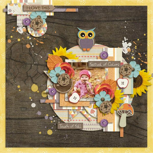 ScrapByMia: Touch Of Fal