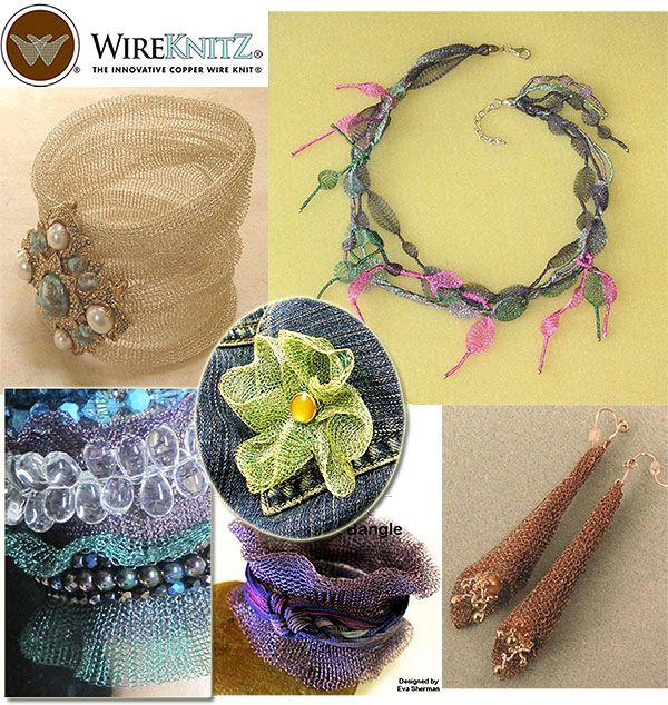 """Wireknitz 1000 series / 1pack (1 meter) WireKnitZ® adalah :      Anyaman dari kawat copper (knitted wire) yang lembut, dapat di tarik dan di bentuk, di gulung, digunakan sebagai dasar untuk menempelkan benda lain dsb.     Anyaman ini sudah di lapis dengan Polyurethane enamel, sehingga awet tidak mudah berubah warna.     Untuk tujuan membuat """"bracelet"""", """"Brooch"""", dll.  #ID17491"""