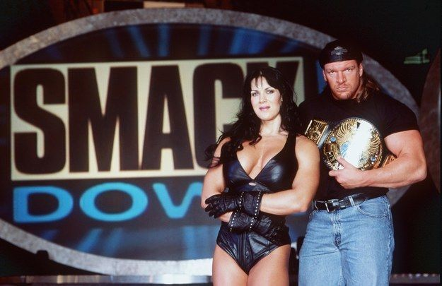 Former WWE Women's Champion Chyna, whose real name is Joanie Laurer, has been found dead in her Southern California home. She was 45. | Trailblazing Former WWE Wrestler Chyna Found Dead