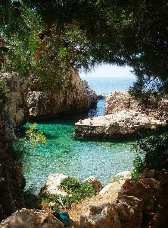 Hvar Island , Croatia