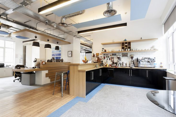 Stack Exchange - London Offices - Office Snapshots