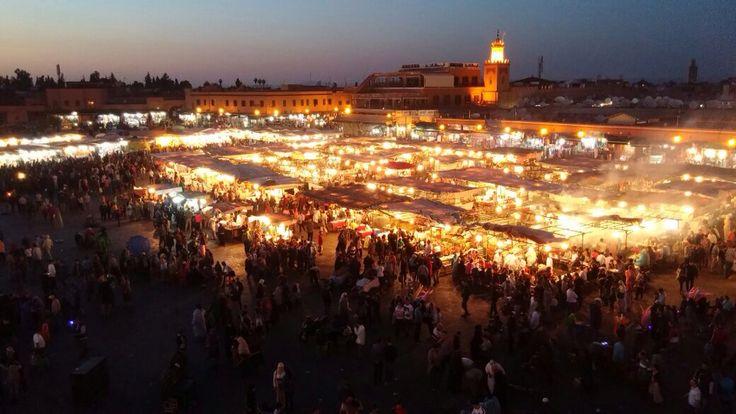 Circus - Marrakech