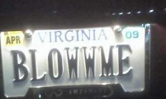 1000 Ideas About Funny License Plates On Pinterest Best License Plates Vanity License Plates