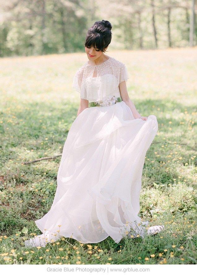 Lela Rose, The Boulevard Silk Size 0 Wedding Dress For Sale | Still White
