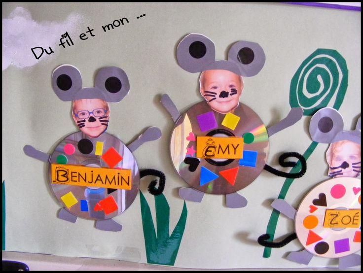 Activités pour les petits doigts dégourdis d'une classe de maternelle...