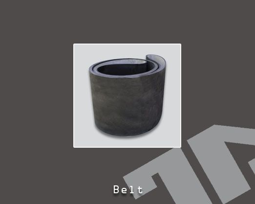 Looking for technical rubber belts? Contact us for a free consultancy! #tecnema #conveyor #tiles
