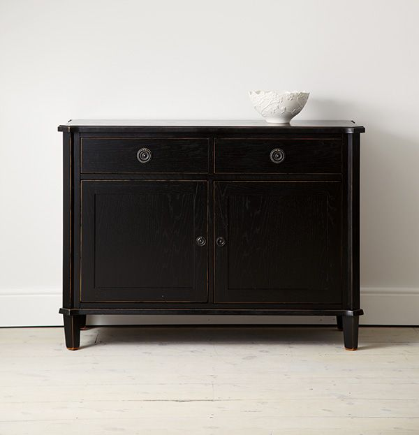 Henshaw Black Small Sideboard Laura Ashley £542 | Lounge | Pinterest | Laura  Ashley, Interiors And Room